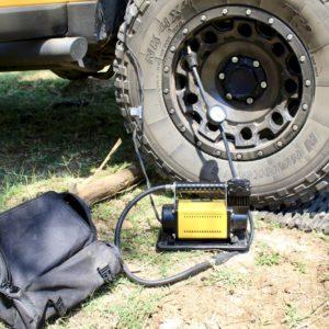 Tyre Compressor