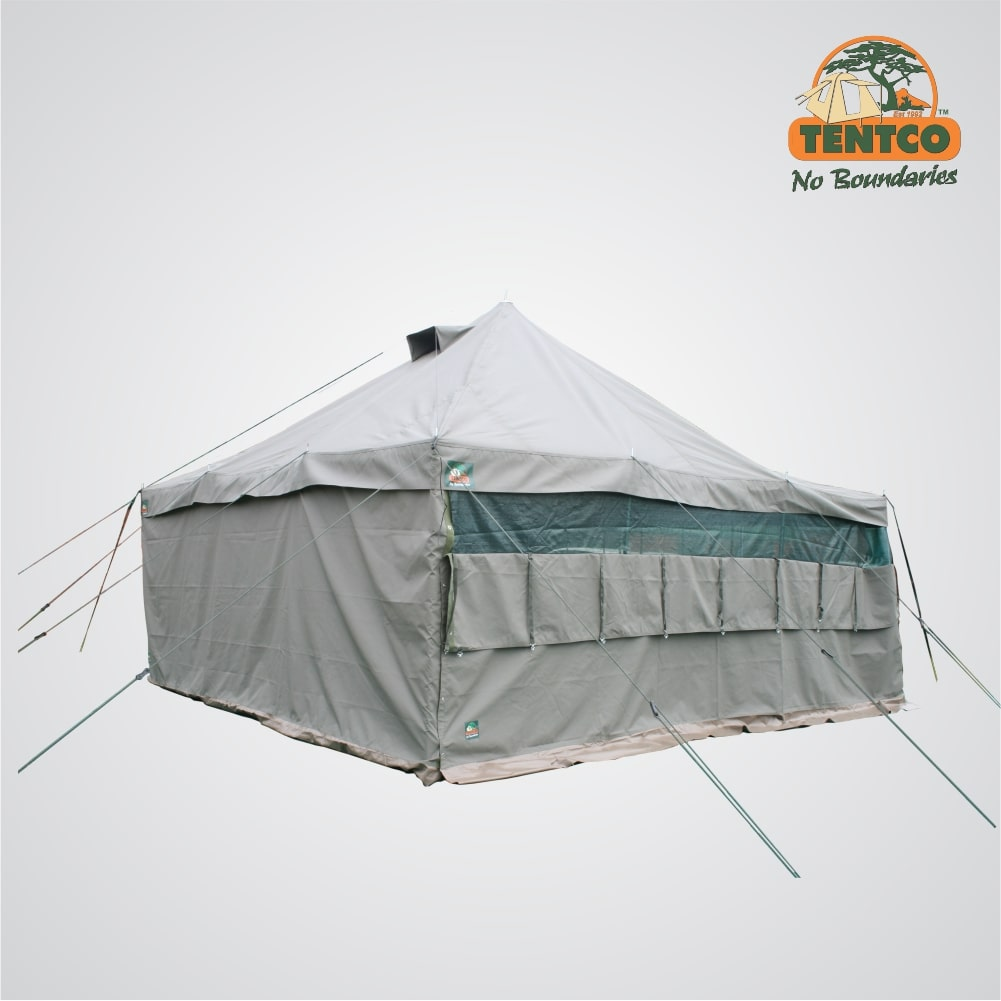 Army tent 5x5m